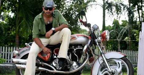 prithviraj-bike
