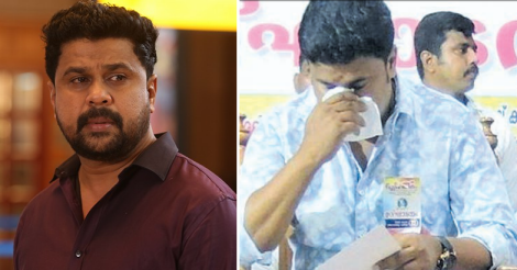dileep-crying
