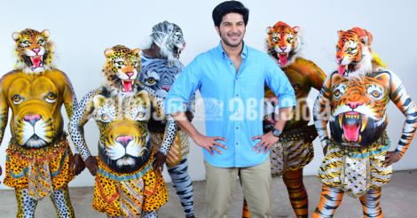 dulquer-pulikali-photo