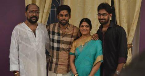 rajamani-family-photo