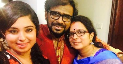 madhusree-family-photo