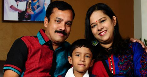 rajalakshmi-family