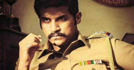 Sub Inspector Arjun Kumar in 'Maari'
