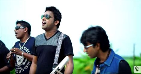 Stephen Devassy & The Solid Band