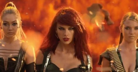 Taylor's video Bad Blood