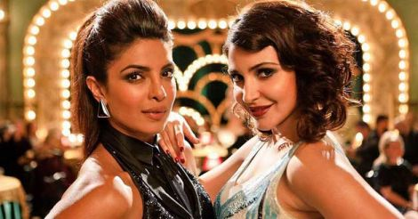 Priyanka and Anushka in Girls Like to Swing