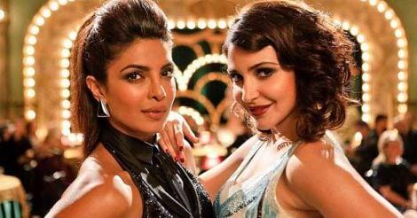 Priyanka and Anushka in Girls Like to Swing