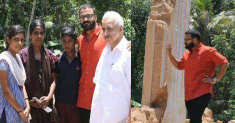 jayasurya-vizhinjam-family