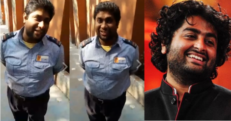 security-singer-arijith