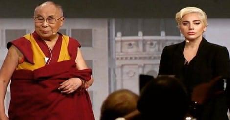 dalailama-lady-gaga