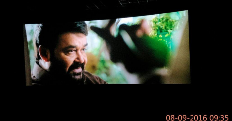 mohanlal-oppam-movie-live