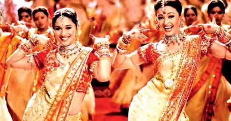 Aishwarya and Madhuri