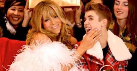 Justin Bieber & Mariah Carey