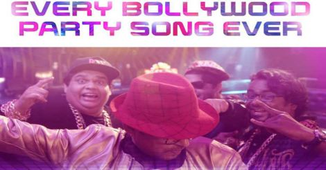 Every Bollywood Party Song