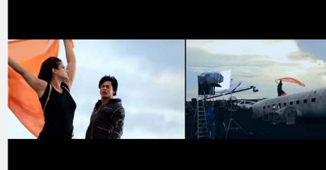 dilwale-making-video-stills
