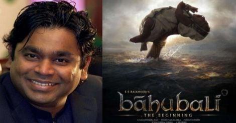 AR Rahman praises Baahubali