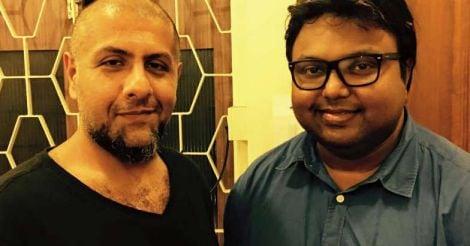 Vishal Dadlani and Imman