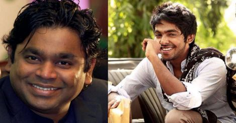 AR Rahman, GV Prakash Kumar