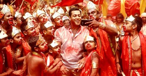 'Selfie le le re' song from 'Bajrangi Bhaijaan'