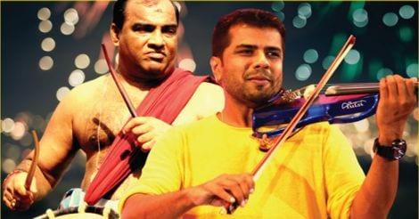 Mattannoor Sankarankutty, Balabhaskar
