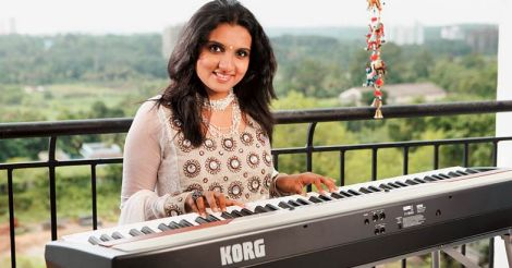 Manjari turns music composer