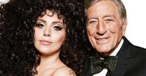 Lady Gaga and Tony Bennet