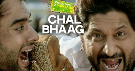 Chal Bhaag song