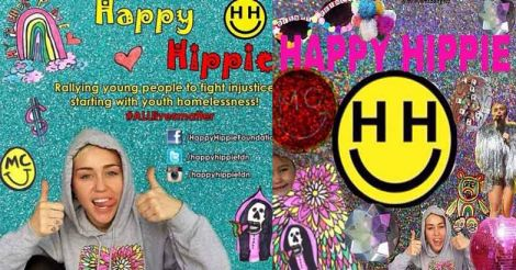 Happy Hippie Foundation Logo
