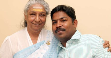 S Janaki - Abhilash Pudukad