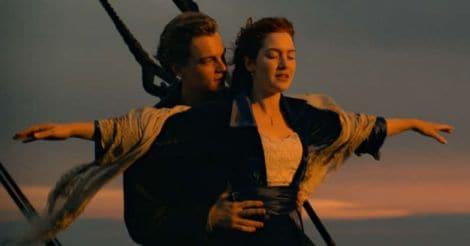 Titanic movie still