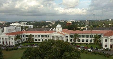 kerala-secretariat