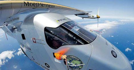 Spain Solar Plane