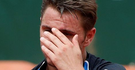 French Open - Stan Wawrinka
