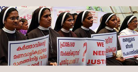 Nun-Protest