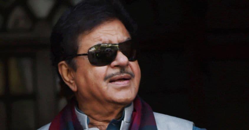 Shathrughnan Sinha