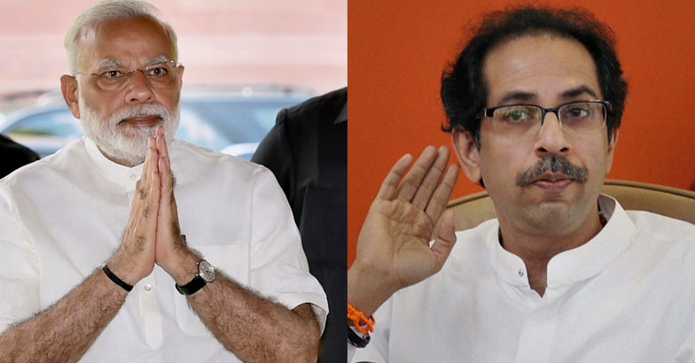 Modi-Uddhav-Thackeray