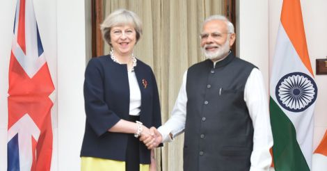 Narendra-Modi-and-Theresa-May