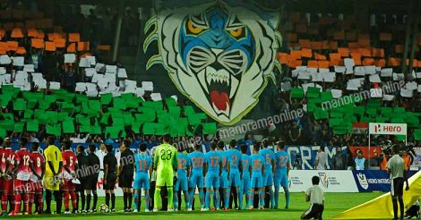 India Kenya Intercontinental Football