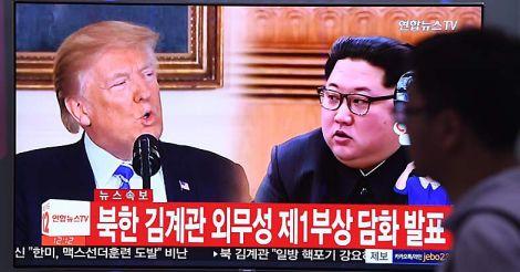 Donald Trump-Kim Jong Un