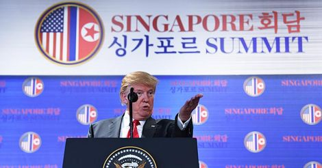 Donald-Trump--Singapore-Summit