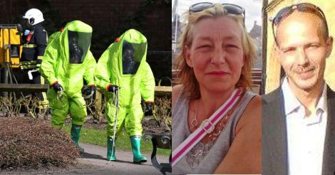 Britain-Novichok-Attack