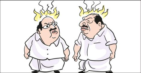 G Sudhakaran and K Sudhakaran
