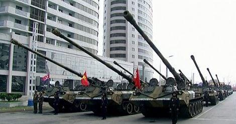 North Korea Founder's Birthday