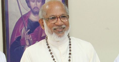 Major Archbishop Cardinal Mar George Alencherry