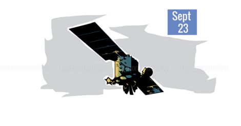 Indian Surgical Strikes Satellite