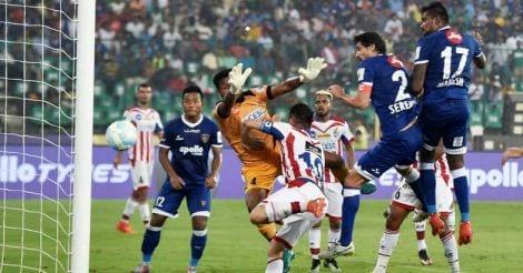 Chennaiyin FC and ATK