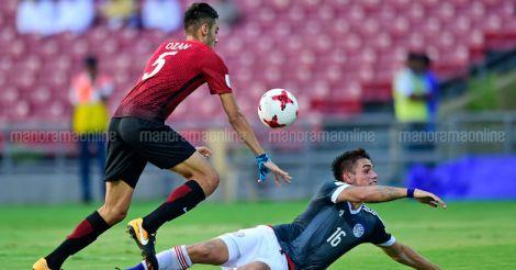 Paraguay Turkey Match