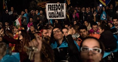 Independence Referendum Catalunya