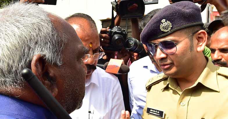 Pon Radhakrishnan, Yatish Chandra