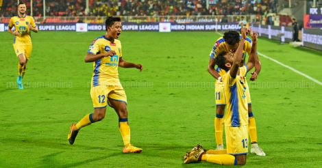 Vineeth-Goal-Celebration
